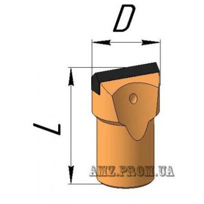 Коронка буровая КДП32х22, заказать недоророго со склада в Днепре